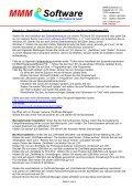 FS Online installieren (letzte Änderung: 24.1.2013 ... - MMM Software - Seite 2