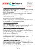 FS Online installieren (letzte Änderung: 24.1.2013 ... - MMM Software - Seite 5