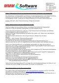 FS Online installieren (letzte Änderung: 24.1.2013 ... - MMM Software - Seite 6