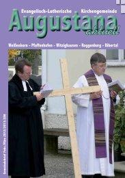Gemeindebrief 286.pdf - Evang.-Luth. Kirchengemeinde Weißenhorn