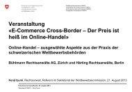 Kenji Izumi - Bühlmann Rechtsanwälte AG – News
