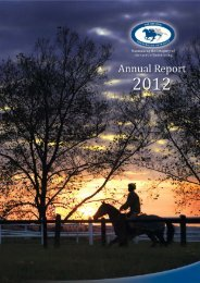 NHRA 2012 TO PRESS (10 dec 2012).indd - The National Horse ...