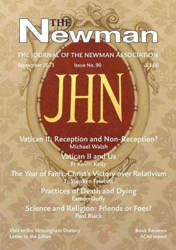 The Newman Journal September 2013