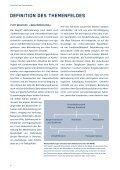 Sehbehinderung und bLindheiT: enTWiCKLung in der SChWeiZ - Seite 6