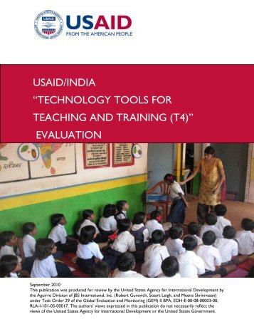 India T4 - Final version - Sep 28.pdf - Global Evaluation and ...