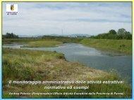 Attività estrattive - Arpa Emilia-Romagna