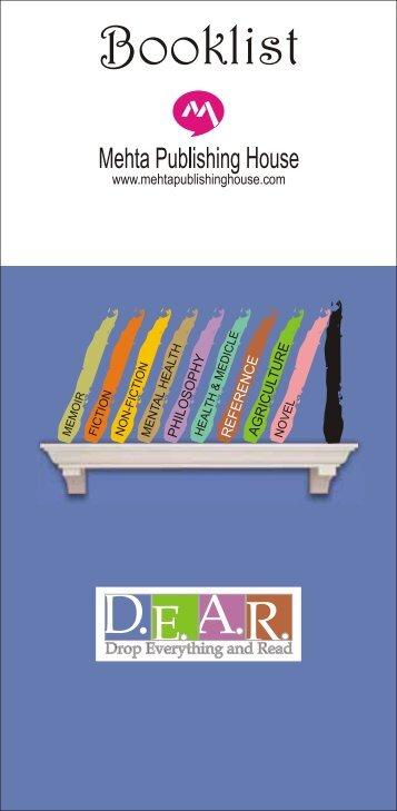 Download English Catalogue 2013 - Mehta Publishing House