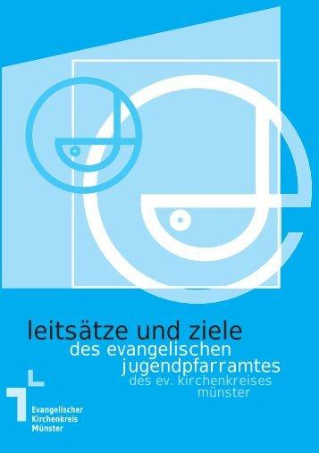 Leitsätze und Ziele des evangelischen ... - Jugendreferat
