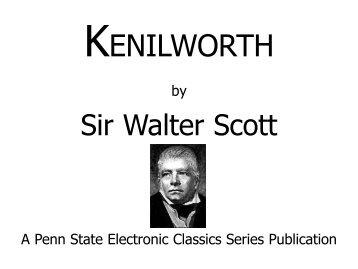 KENILWORTH - Penn State University