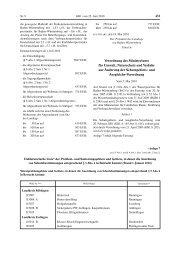 433 Verordnung des Ministeriums für Umwelt, Naturschutz und ...