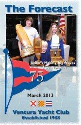 March - Ventura Yacht Club