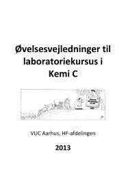 Kemi 0-C - VUC Aarhus