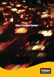 Vikan Transport System® - august thoms