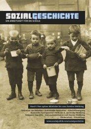 Sozialgeschichte Band Eins - Sozialpolitik.com