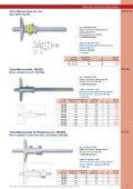 Tiefenmaß und Einbau-Messschieber - Seite 3