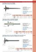 Tiefenmaß und Einbau-Messschieber - Seite 5