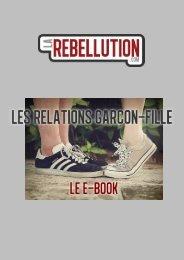 Ebook Relations garçon-fille - La Rébellution