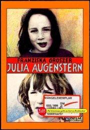 Franziska Groszer Julia Augenstern