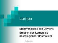 Emotionales Lernen.pdf - Dr. Reinhard Mario Fox