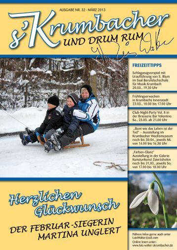 Heft 32 - Ausgabe März 2013