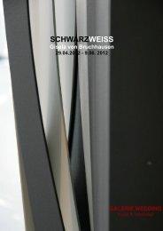 SCHWARZWEISS - Galerie Wedding