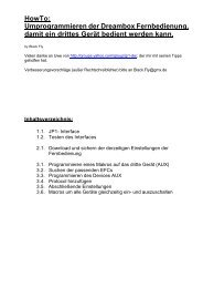 DreamFB HowTo 1.0 - blackfly's neue Internetpräsenz auf Funpic.de