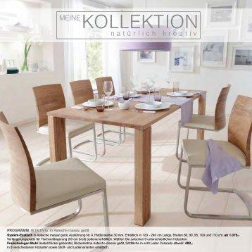 KOLLEKTION - Möbel und Regalsysteme Hirschle
