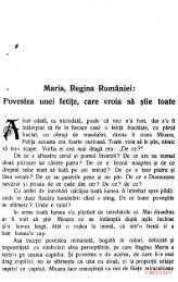 Povestea unei fetiţe, care vroia să ştie toate - DSpace - Lucian Blaga