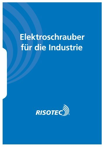 Katalog: Elektroschrauber & Zubehör (PDF)