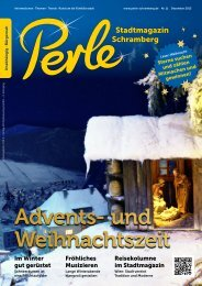 PDF-Download – 16 MB - Perle Stadtmagazin Schramberg