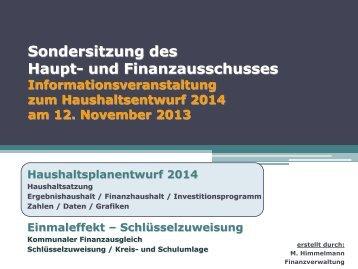 Ansatz 2014 - in Gernsheim