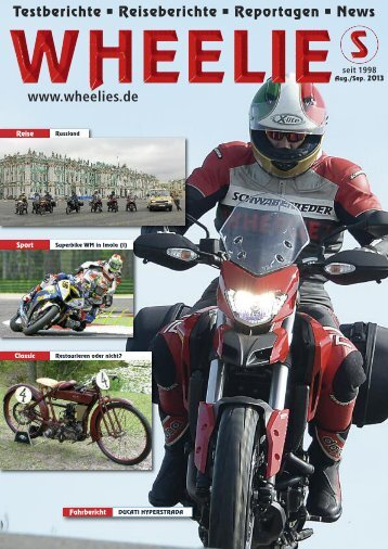 russland - Wheelies