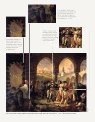 22-1 Antoine-Jean Gros, Napoleon at the Plague House at Jaffa ...
