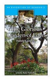 GLORIOUS GARDEN OF EDEN 21-JUNE-2011 - Family Radio
