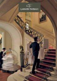 Garnier Thiebaut 2012 - Globe Hotelware
