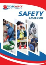 CATALOGUE - Workforce Safety Products