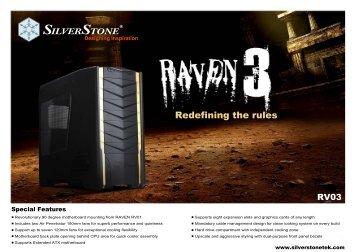 RV03 eDM - SilverStone