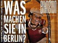 Was machen Sie in Berlin? - Ellington Hotel Berlin