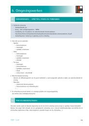 6. Omgevingswerken