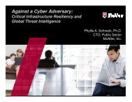 Against a Cyber Adversary: - MEEC