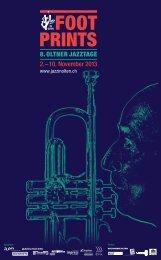 10. NOV 2013 - Jazz in Olten