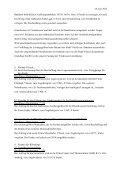 Protokoll zur Sitzung des Bau - bei der Stadt Vilseck - Page 6