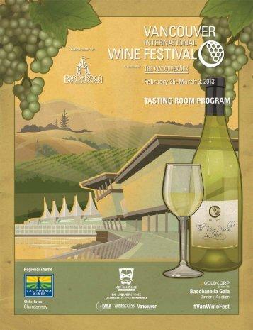 Here - Vancouver International Wine Festival