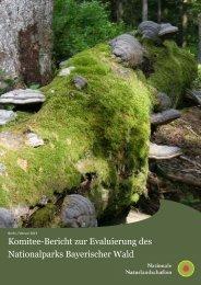 1302_Komiteebericht_Bayerischer Wald - Nationalpark Bayerischer ...