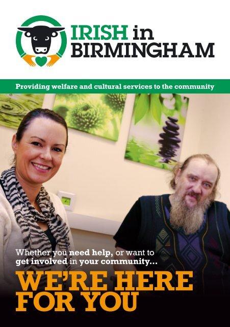your community... - Irish in Birmingham