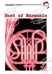 Ausgabe 3/07 - Musikverein Harmonie Aarau