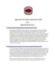 CRB AIS News 10-14-13 - The Aquatic Nuisance Species Project