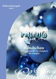 Rundschau - ximig - Die