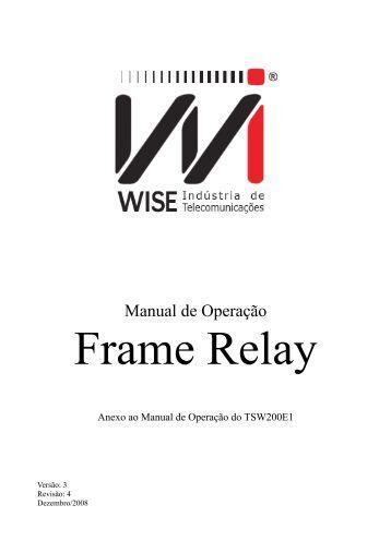 Manual de Operação - Wi.com.br