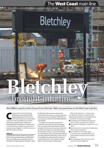 Bletchley - Signalling Solutions